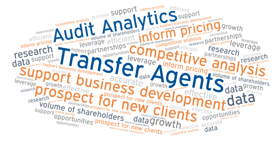 Audit Analytics for Transfer Agents